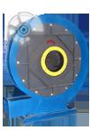 فن سانتریفوژ فشار ( دم کوره - انتقال مواد )
