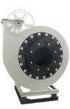 فن سانتریفیوژ فشار ( دم کوره )