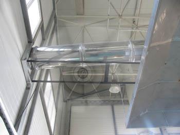 طراحی و ساخت کانال هوا